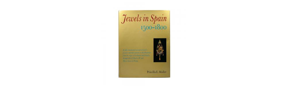 LIBROS DE TASACION E HISTORIA DE LA JOYERIA