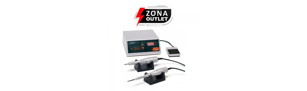 OUTLET MICROMOTORES