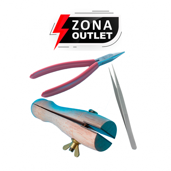 OUTLET PINZAS, ALICATES Y TIJERAS
